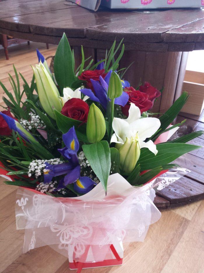Tanya. Away With Flowers. Mundingburra Florist.