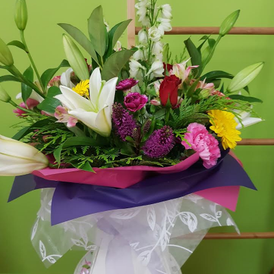 Vox Blooms. Away With Flowers. Mundingburra Florist.