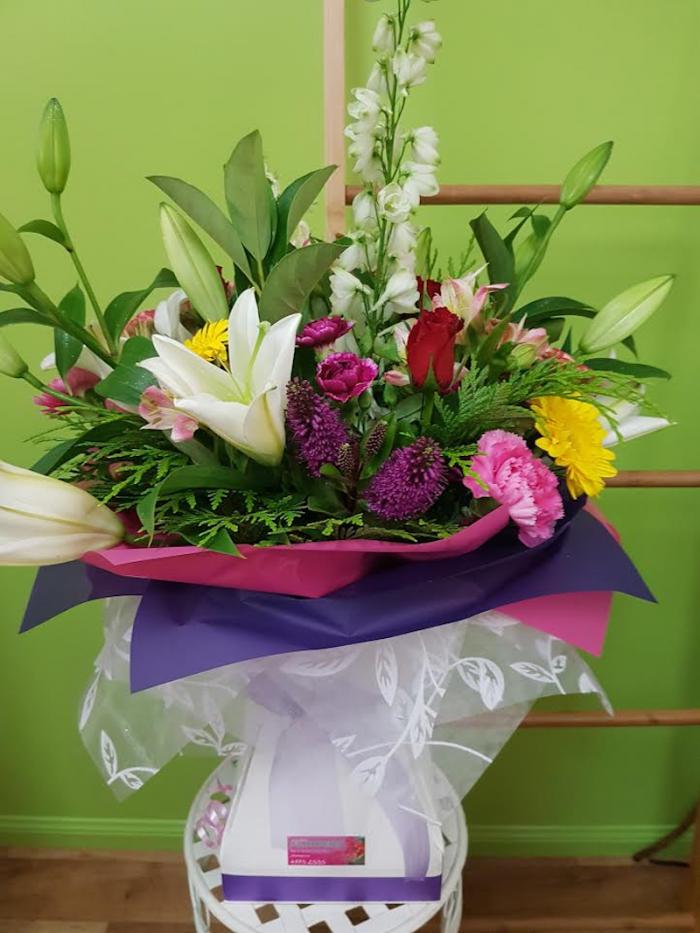 Vox Blooms. Away With Flowers. Mundingburra Florist.