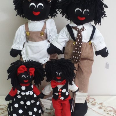 Golliwogs. Away With Flowers. Mundingburra Florist.