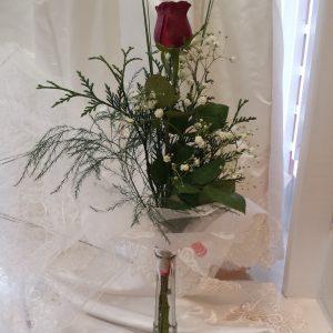 Paris Rose. Away With Flowers. Mundingburra Florist.